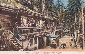 Haycot le Front des Vosges Abri Haycot