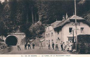 Col de Bussang after war