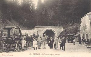 Col de Bussang Alsace side
