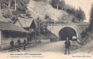 Col de Bussang Côté Français