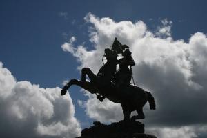 Jeanne d'Arc, Ballon d'Alsace