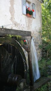 The oil mill, Urbes