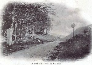 Col de Bramont posted 1902 edited