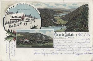 Col de la Schlucht multi 1896