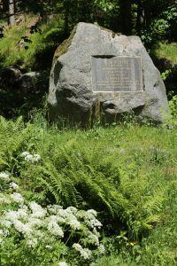 Col d'Oderen monument original