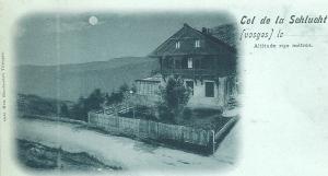 Col de la Schlucht Chalet Hartmann