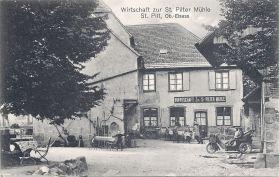 St-Hippolyte St Pilter Mühle