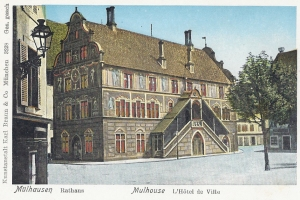 01 Mulhouse hotel de ville