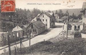 09 Col de la Schlucht posted Nov 1918