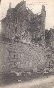 11 Col de la Schlucht Hotel Altenberg after war