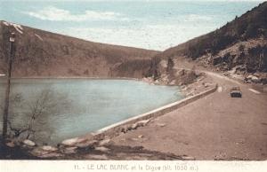 11 Lac Blanc with car