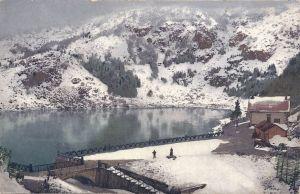 12a Lac Noir snow posted 1907