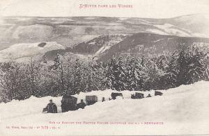 18 Servance sommet hiver