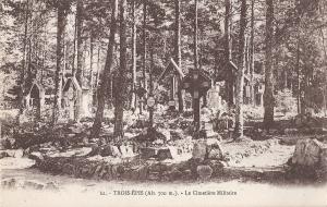 21 Trois Epis military cemetery