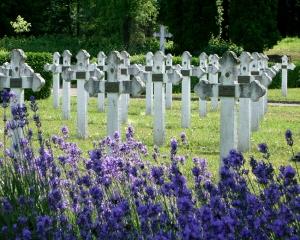 Roumanian cemetery 7