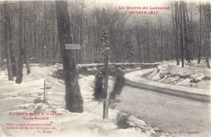 03 Col de la Chipote tombe written Feb 1919