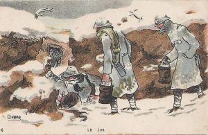 Gabard 5 le Jus sent 7 May 1918