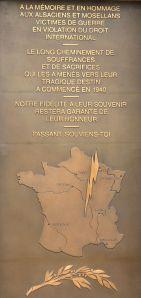 Croix du Moulin victims panel