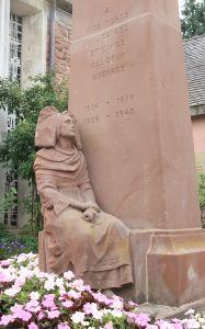 Illhausern memorial 1
