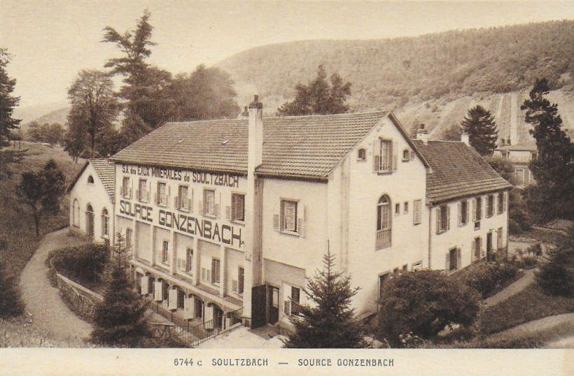 Soultzbach source Gonzenbach rear